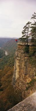 Mountain Climber on Beauty Mountain by Richard Nowitz