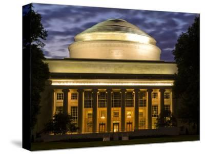 The Great Dome Overlooking M.I.T.'s Killian Court by Richard Nowitz