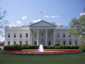 The White House in Washington, D.C. by Richard Nowitz