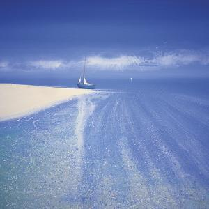 Sandy Bay III by Richard Pearce
