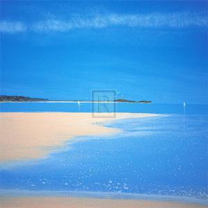 Sandy Bay IV by Richard Pearce