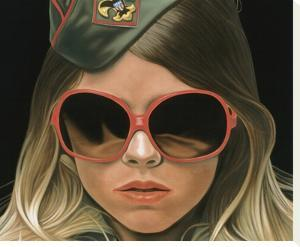 Scout - crop by Richard Phillips