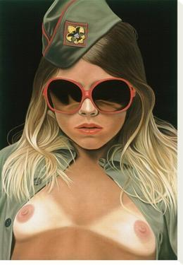Scout by Richard Phillips