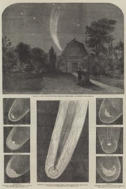Donati's Comet by Richard Principal Leitch