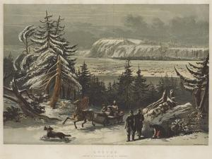 Quebec by Richard Principal Leitch