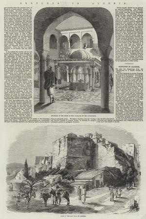Sketches in Algeria