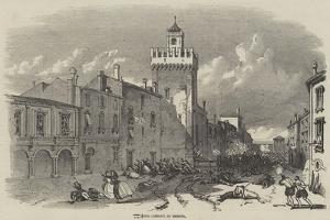 The Conflict at Brescia by Richard Principal Leitch