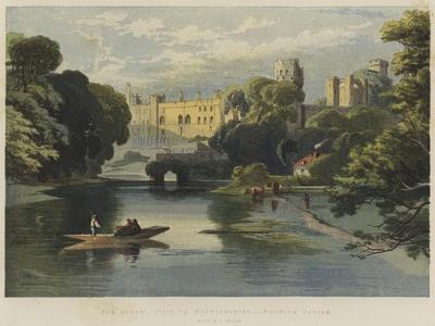 The Queen's Visit to Warwickshire, Warwick Castle