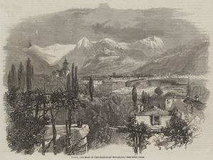 Turin, the Seat of the Sardinian Monarchy by Richard Principal Leitch