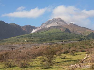 Soufriere Hills Volcano, Montserrat, 2006