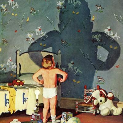 """Big Shadow, Little Boy,"" October 22, 1960"