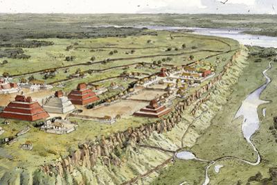 Aguateca, the Last Stronghold of an 8th-Century A.D. Kingdom