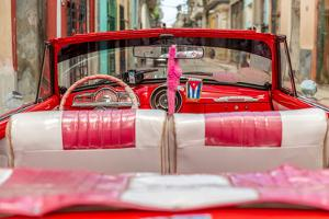 50's Car, Havana by Richard Silver