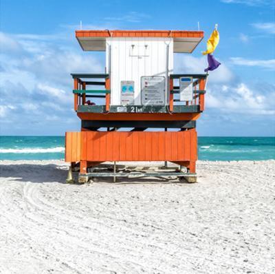 Miami Beach I by Richard Silver