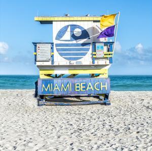 Miami Beach II by Richard Silver