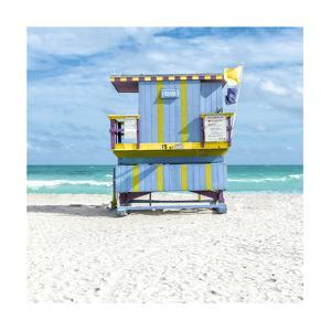 Miami Beach III by Richard Silver
