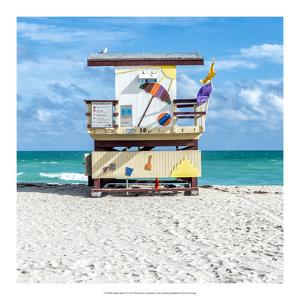 Miami Beach IV by Richard Silver
