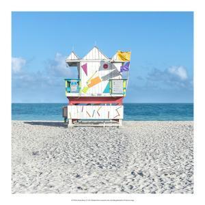 Miami Beach V by Richard Silver