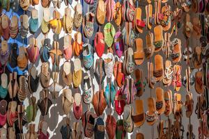 Moroccan Sandals by Richard Silver