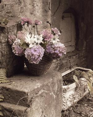 Tender Lavender Country Bouquet by Richard Sutton