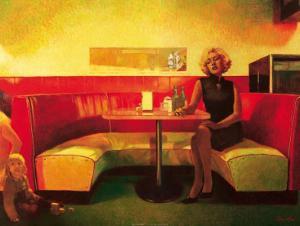 Marilyn by Richard Thibault