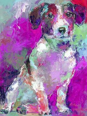 Art Russell Terrier by Richard Wallich