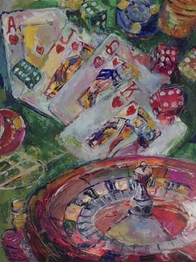 Casino Art by Richard Wallich