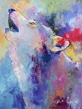 Wolf by Richard Wallich