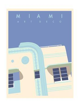 Art Deco-Miami by Richard Weiss