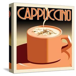 Deco Cappucino I by Richard Weiss