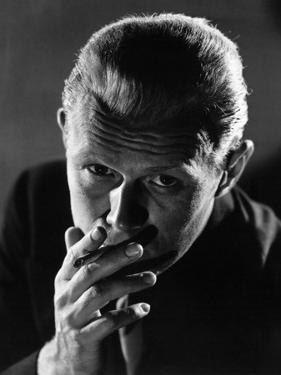 """Richard Widmark. """"Kiss of Death"""" [1947], Directed by Henry Hathaway."""