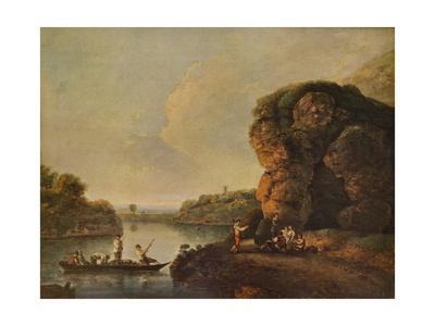 'Landscape, with River and Boats', c1758, (1938)