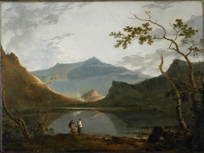 Snowdon from Llyn Nantlle, C.1765-66