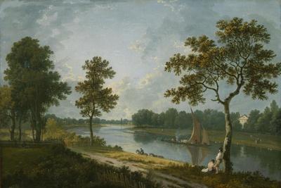 The Thames near Marble Hill, Twickenham