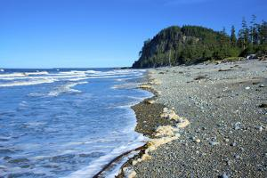 A Popular Spot for Surfing and Kayaking, Haida Gwaii Islands, North Beach, Naikoon Provincial Park by Richard Wright