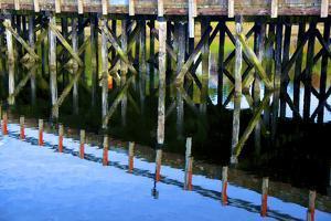 Masset Harbor on Delkatla Slough by Richard Wright