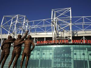Manchester United Football Club Stadium, Old Trafford, Manchester, England, United Kingdom, Europe by Richardson Peter