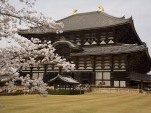 Todaiji Temple, UNESCO World Heritage Site, Nara, Japan by Richardson Rolf