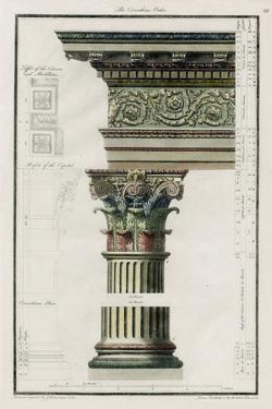 The Corinthian Order by Richardson