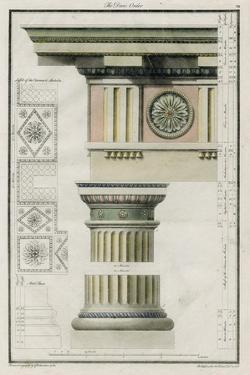 The Doric Order by Richardson