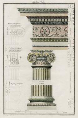 The Ionic Order by Richardson
