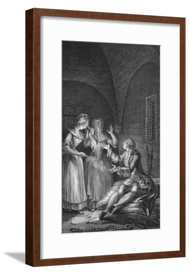 Richelieu--Framed Giclee Print