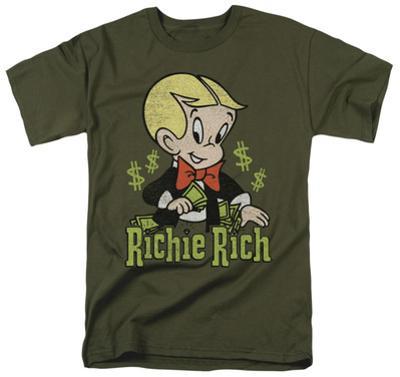 Richie Rich - Rich Logo