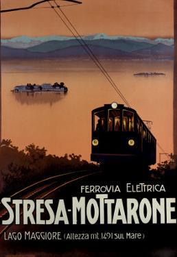 Stresa-Mottarone by Richter