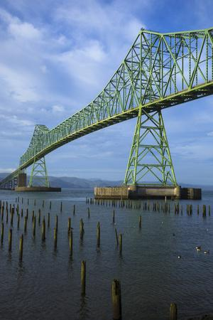 Oregon, Astoria, Astoria-Megler Bridge