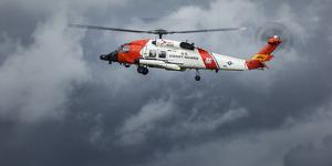USA, Oregon, Hood River, Us Coast Guard Hh60 Jayhawk by Rick A. Brown