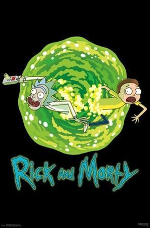 Rick And Morty- Portal