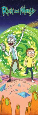 Rick And Morty (Portal)