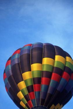 Hot Air Balloon, New Jersey Festival of Ballooning by Rick Berkowitz