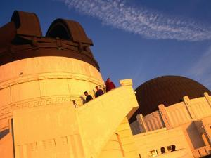 Griffith Observatory & Planetarium, Los Angeles, USA by Rick Gerharter